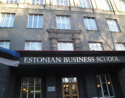 Робочий візит науковців ТНЕУ до Естонської бізнес-школи