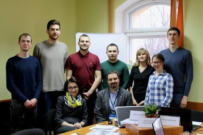 """Курс """"Бізнес-переговори"""" з Олександром Сударкіним для студентів програми """"Бізнес-інновації"""""""