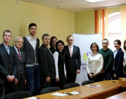Візит Надзвичайного та Повноважного Посла Естонської Республіки в Україні