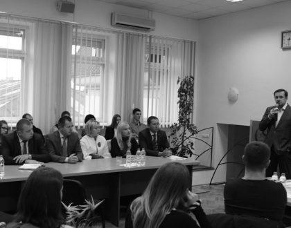 Відкритість, взаємодія, розширення границь – про візит представників Києво-Могилянської бізнес-школи