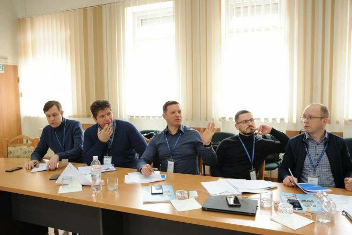 Виїзний навчальний модуль Києво-Могилянської бізнес-школи в Тернополі