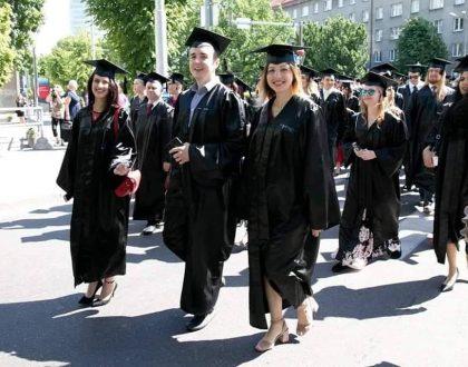 Успішний захист та урочисте вручення MBA-дипломів в Таллінні